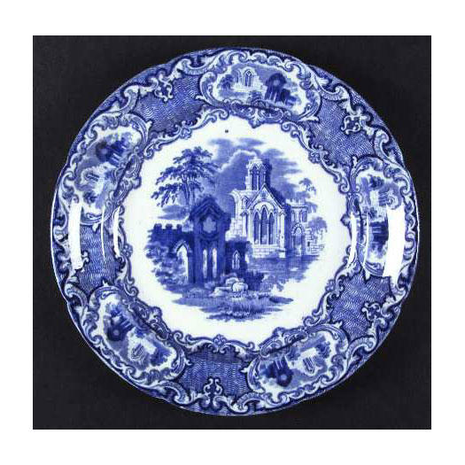 Jones George \u0026 Sons Abbey  sc 1 st  Southern Living & Our Favorite Blue and White China Patterns - Southern Living