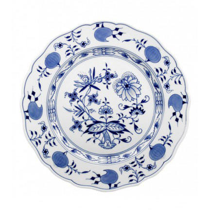 Meissen Blue Onion  sc 1 st  Southern Living & Our Favorite Blue and White China Patterns - Southern Living