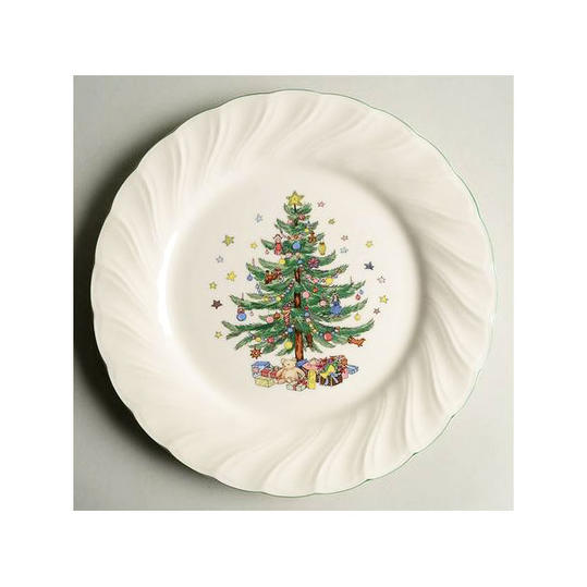 Nikko Happy Holidays  sc 1 st  Southern Living & Christmas China Patterns Youu0027ll Love for Your Southern Home ...