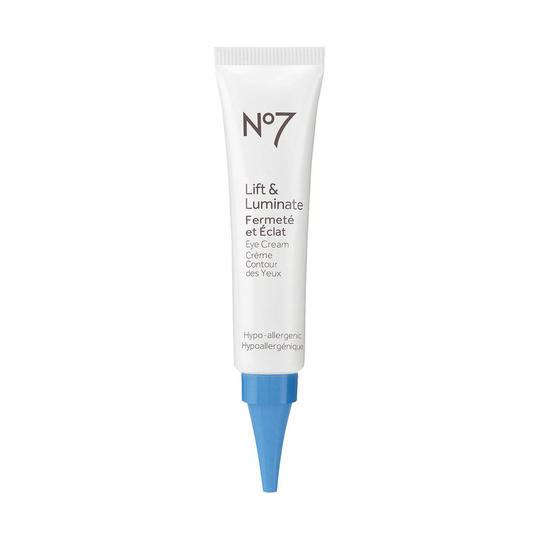 No7 Lift & Luminate Eye Cream