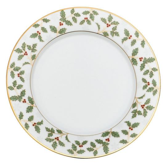 Noritake Holly and Berry