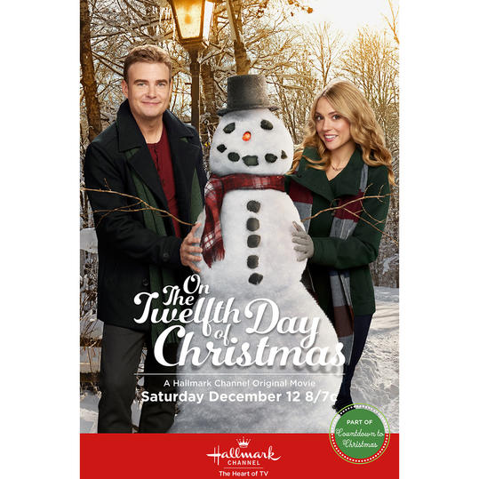 Hallmark Christmas In July Logo.Our Favorite Christmas In July Movies On Hallmark Channel