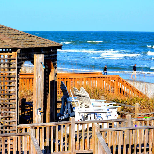 Pawleys Island Beach: Best Small Towns In The South For Retirement