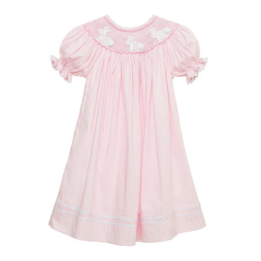 3e8c9984a Smocked Easter Dresses Your Little One Will Love