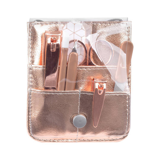 RX_1706_Travel Products_Rose Gold All Hands On Deck Mini Manicure Kit