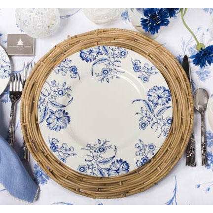 Pickard South H&ton by Charlotte Moss & Our Favorite Blue and White China Patterns - Southern Living