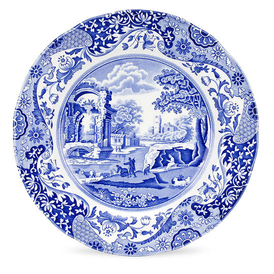 Spode Blue Italian  sc 1 st  Southern Living & Our Favorite Blue and White China Patterns - Southern Living