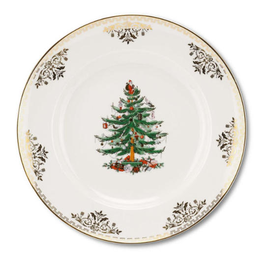 Spode Christmas Tree Gold