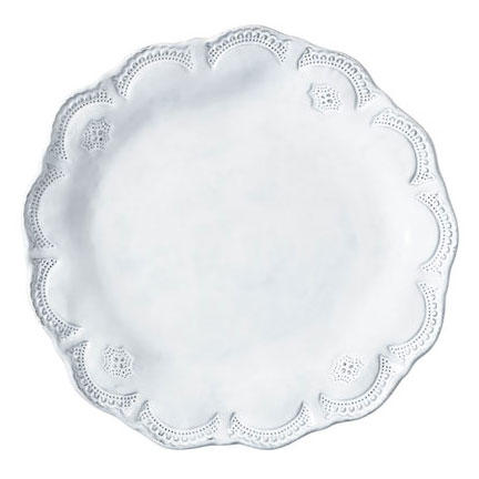 Vietri 'Incanto White Lace'