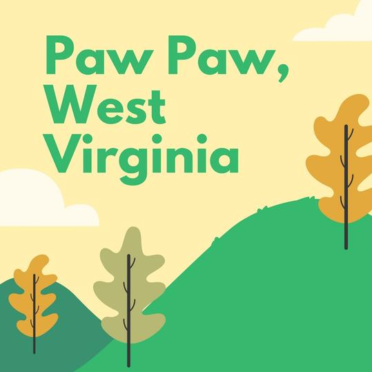 Paw Paw, West Virginia