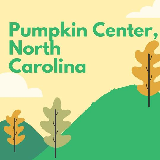 Pumpkin Center, North Carolina
