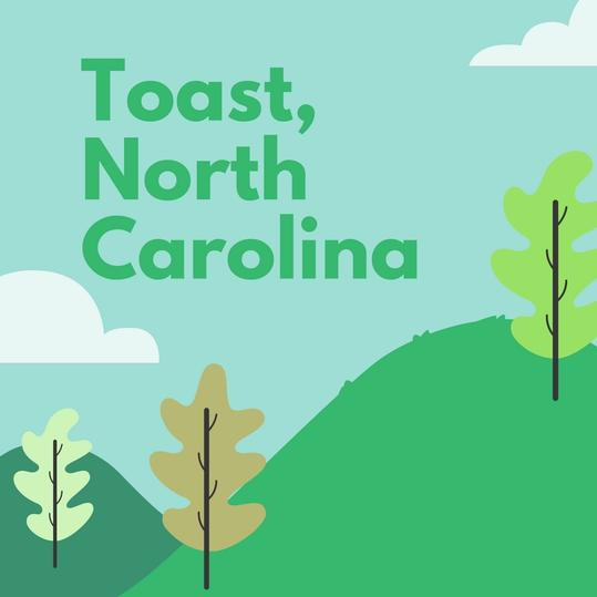 Toast, North Carolina