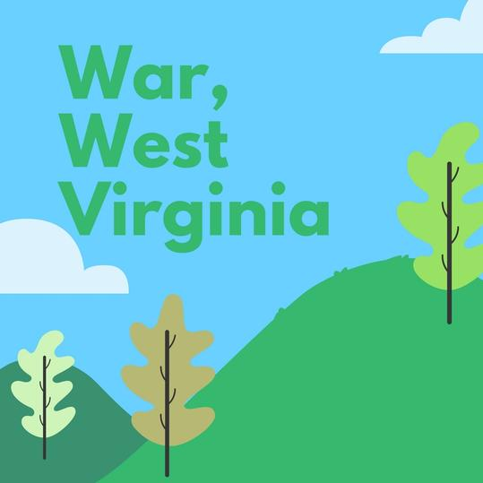 War, West Virginia