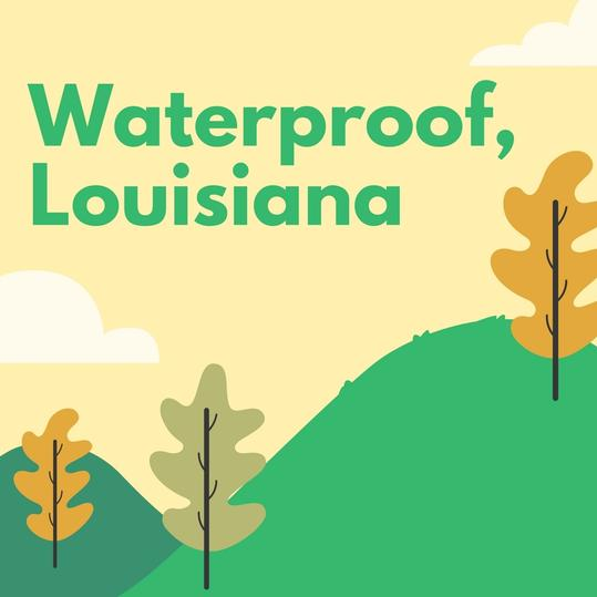 Waterproof, Louisiana