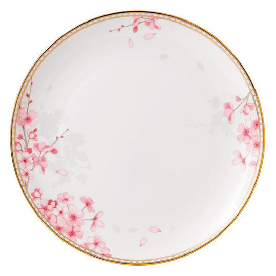 Our Favorite Pink and White China Wedgwood, 'Spring Blossom'