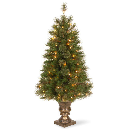 realistic christmas trees beautiful artificial trees southern living 28898