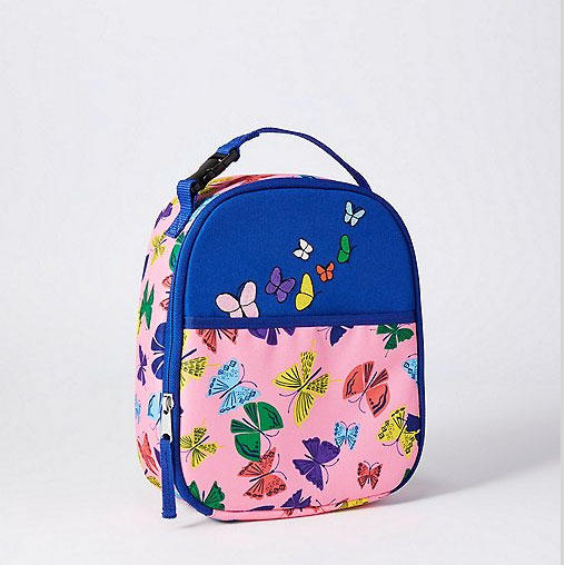 Hanna Andersson 'Flutter By' Lunch Bag