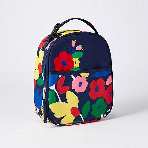 Hanna Andersson 'Folk Flower' Lunch Bag