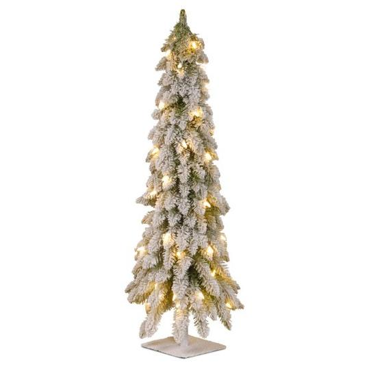 Beautiful Artificial Trees Dreamy Flocked