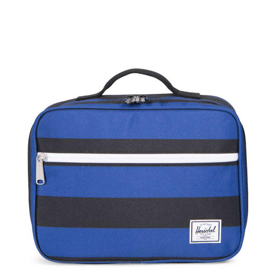 Herschel Supply Co. 'Pop Quiz' Lunch Box in Stripes