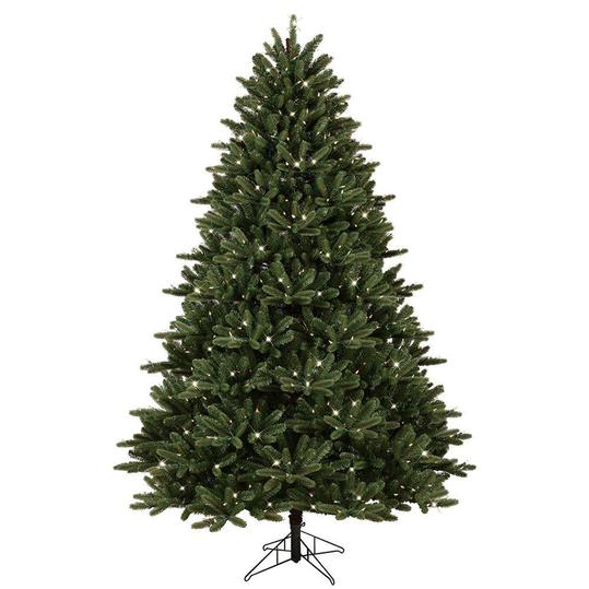 Artificial Blue Spruce Christmas Tree