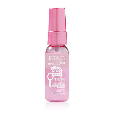 RX_1707_Things You Need for Good Hair on the Go_Redken Travel Size Pillow Proof Blow Dry Express Primer