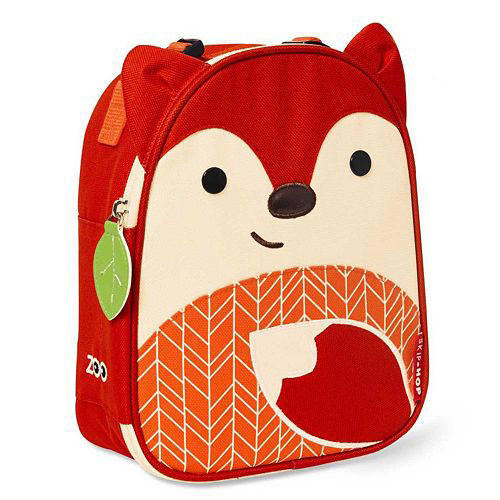 Skip Hop Zoo Fox 'Lunchie' Lunch Bag