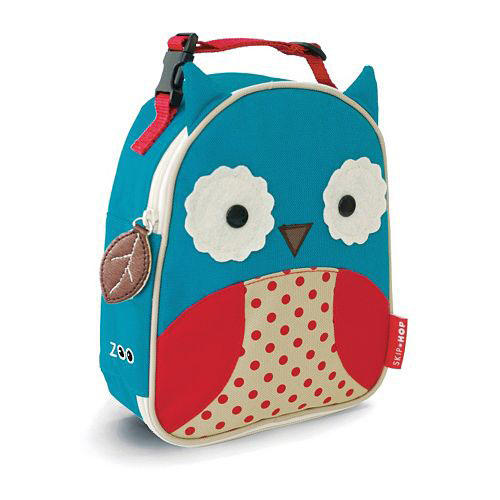 Skip Hop Zoo 'Owl' Lunchie Lunch Bag