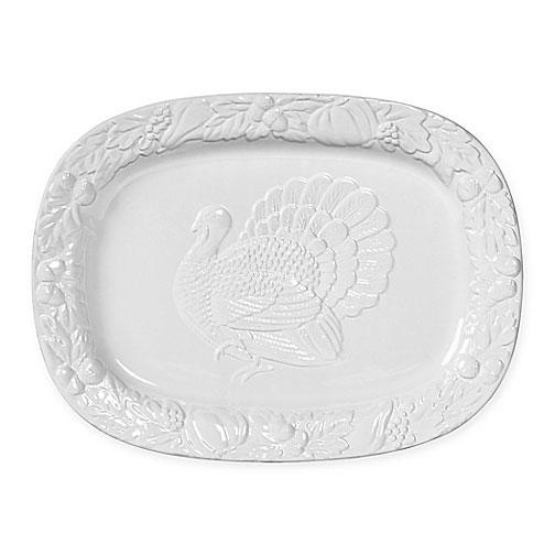 Tabletops Unlimited 21-Inch Oversized Turkey Platter