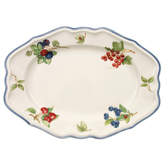 Villeroy & Boch 'Cottage Inn' Oval Platter