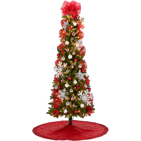Beautiful Artificial Trees Decorations Included