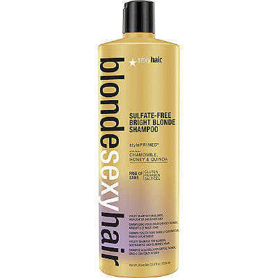 Blonde Sexy Hair Sulfate-Free Bright Blonde Shampoo