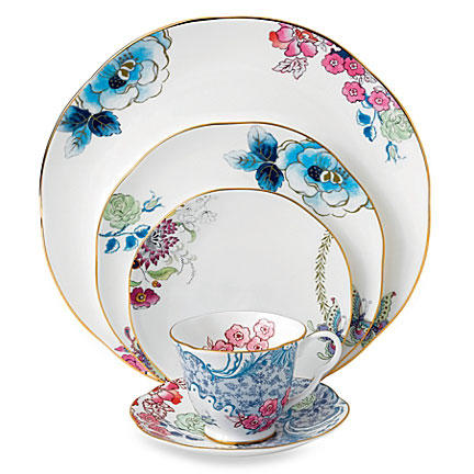 Wedgwood 'Butterfly Bloom'