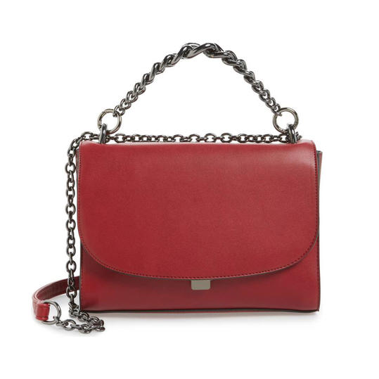 Chain Crossbody Clutch
