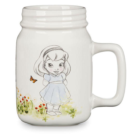 Disney Animators' Collection Mason Jar Mug