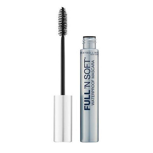RX_1708_Best Drugstore Mascaras of All Time_Maybelline Full 'N Soft Waterproof Mascara
