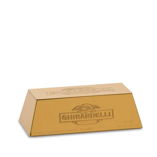 Ghirardelli Gold Bar Tin