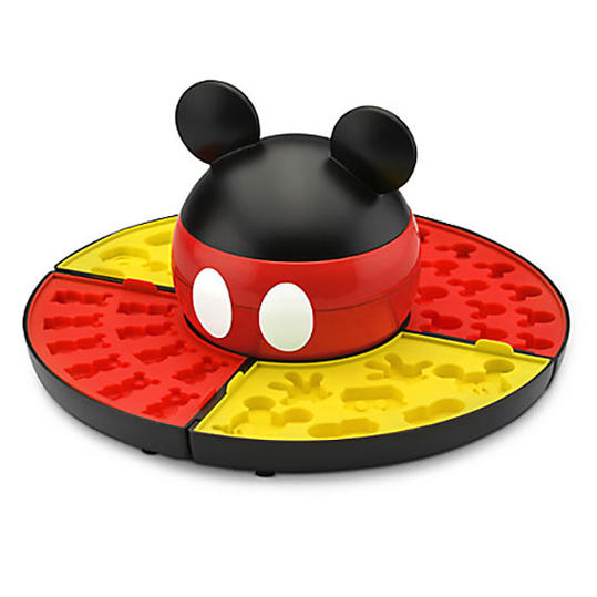 RX_1708 Mickey Mouse Gummy Treat Maker_Disney Kitchen Tools