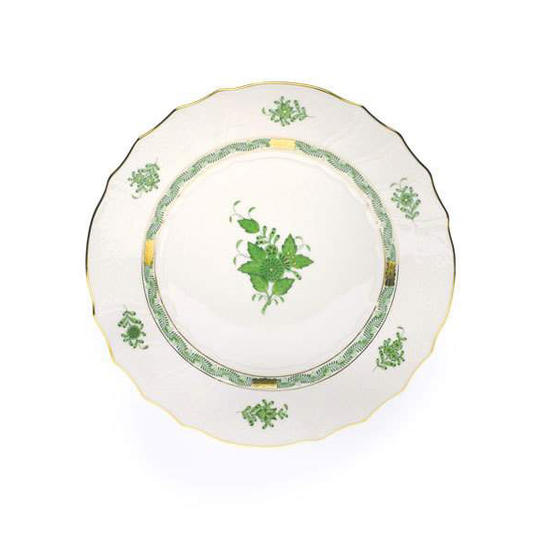 Herend Green Chinese Bouquet