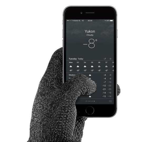 Mujjo Double Layer Touchscreen Gloves
