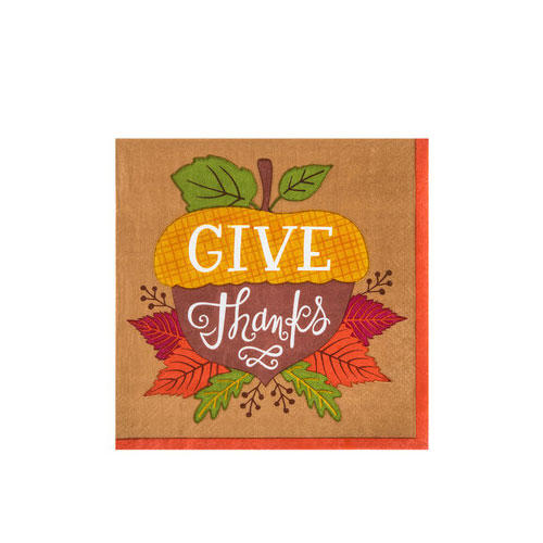 RX_1708_Thanksgiving Décor to Pick Up at Hobby Lobby_Festive Paper Napkins