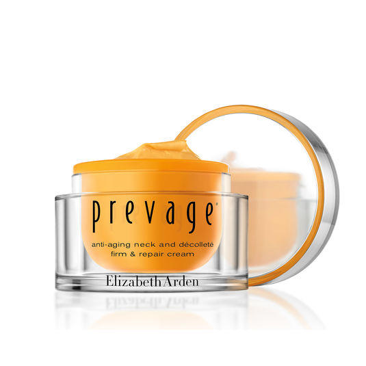 RX1707_ All-Time Best Skincare Secrets PREVAGE Anti-aging Neck and Décolleté Firm & Repair Cream