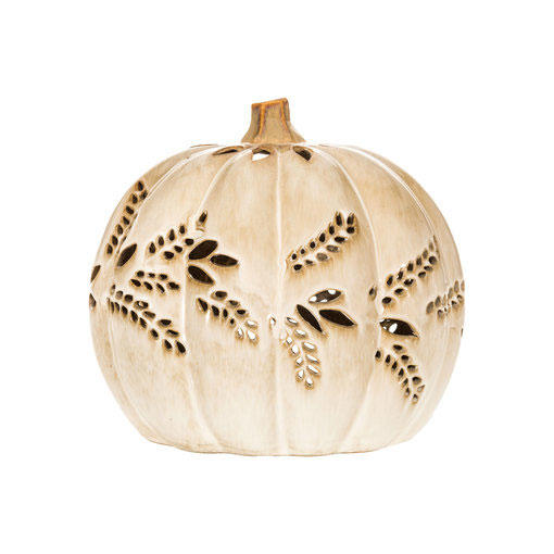 Pumpkin Candle Holder