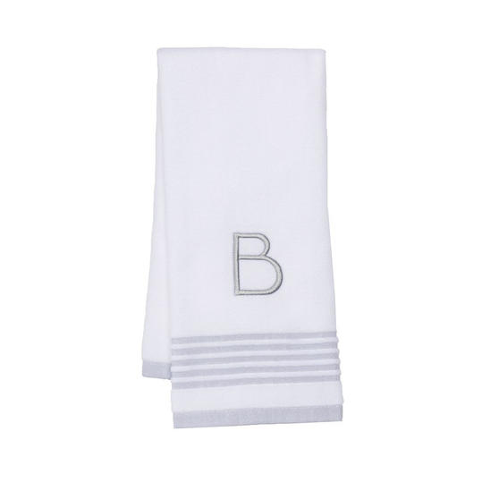 Sonoma Goods for Life Everyday Monogrammed Hand Towel