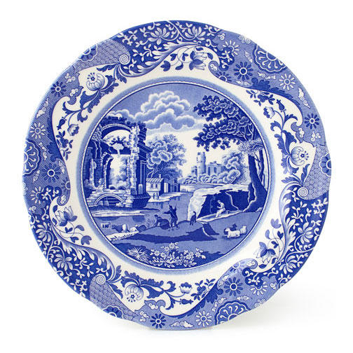 Spode u0027Blue Italianu0027  sc 1 st  Southern Living & The Most Classic China Patterns of All Time - Southern Living