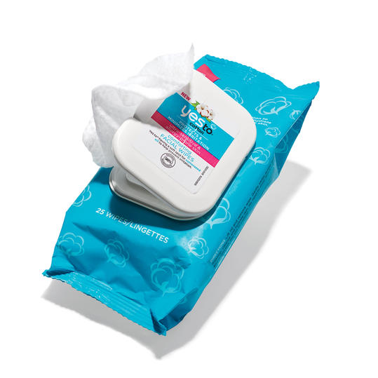 Yes To Cotton Facial Wipes