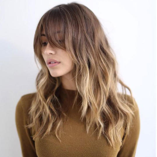 20 Long Hairstyles With Layers For Women S The Xerxes