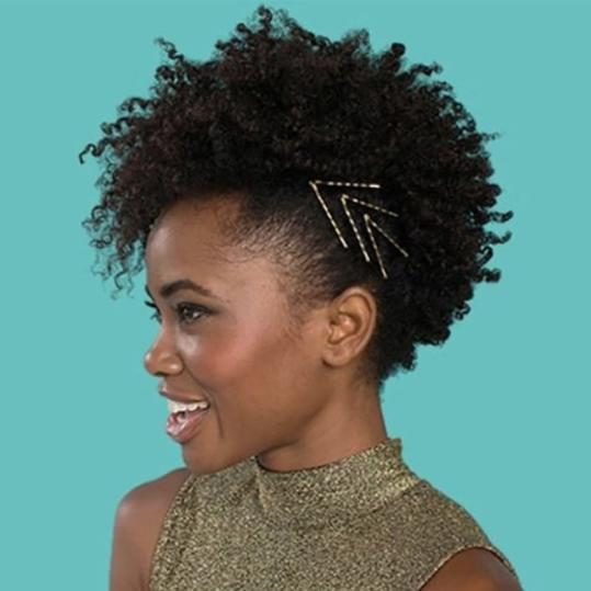 1709_ Short Holiday Hairstyles Create Fun Looks with Bobbi Pins