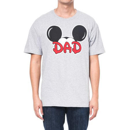 Mickey Mouse Dad Men's T-Shirt