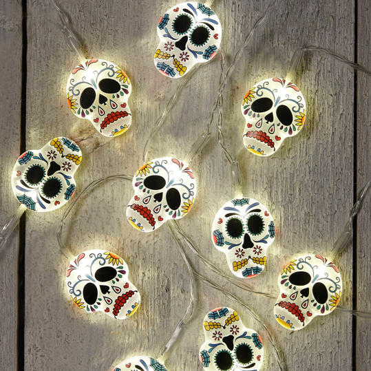 Day of the Dead String Lights